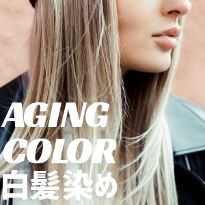 エイジングカラー【白髪染め】